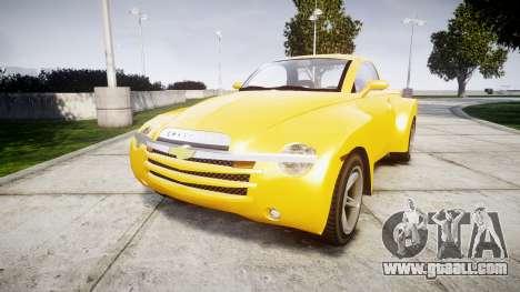 Chevrolet SSR for GTA 4