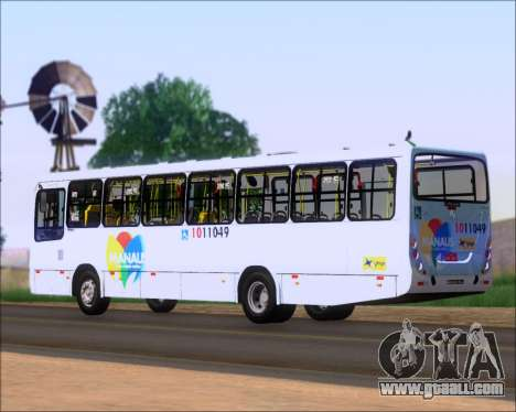 Marcopolo Torino G7 2007 VEGA Manaus 1011049 for GTA San Andreas right view