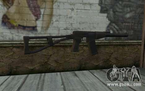 AU VAL (Battlefield 3) for GTA San Andreas second screenshot