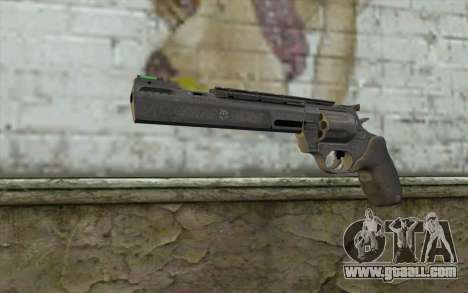 Magnum from COD: Ghosts for GTA San Andreas
