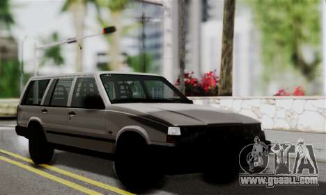 Volvo 940 for GTA San Andreas