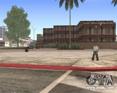Texture Los Santos from GTA 5 for GTA San Andreas twelth screenshot
