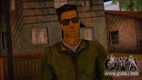 Leet from Counter Strike Condition Zero for GTA San Andreas third screenshot