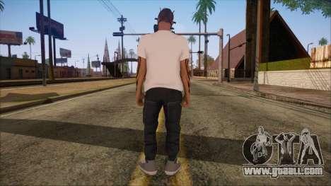 GTA 5 Online Skin 7 for GTA San Andreas second screenshot