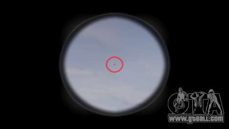German submachine gun HK UMP 45 target for GTA 4 third screenshot