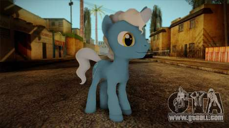 Pokeypierce from My Little Pony for GTA San Andreas