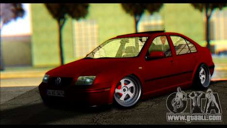 Volkswagen BorAir for GTA San Andreas