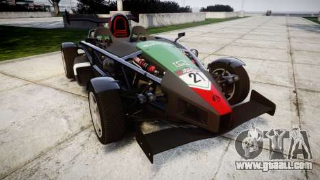 Ariel Atom V8 2010 [RIV] v1.1 Truran Air for GTA 4
