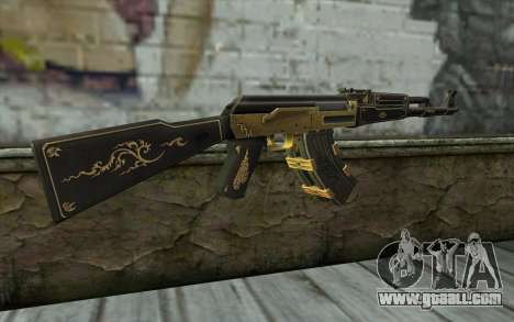 AK47 from PointBlank v1 for GTA San Andreas second screenshot
