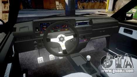 VAZ-2109 alloy for GTA 4 inner view