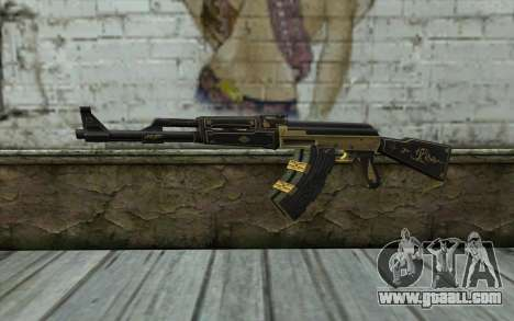 AK47 from PointBlank v1 for GTA San Andreas