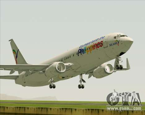 Boeing 737-800 South East Asian Airlines (SEAIR) for GTA San Andreas