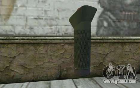 New Detonator (Sniper Warrior-Ghost) for GTA San Andreas second screenshot
