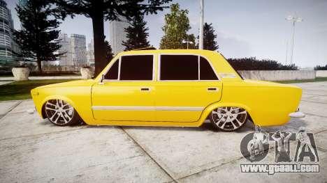 VAZ-2106 for GTA 4 left view