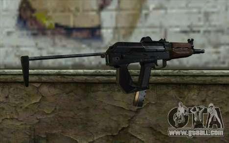 Gun Cheetah for GTA San Andreas second screenshot