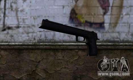 Grammaton Cleric Beretta v1 for GTA San Andreas