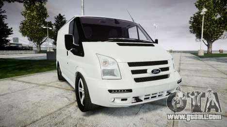 Ford Transit 2011 SuperSportVan for GTA 4