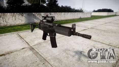 Machine SS2-V1 for GTA 4
