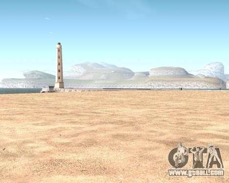 Texture Los Santos from GTA 5 for GTA San Andreas tenth screenshot