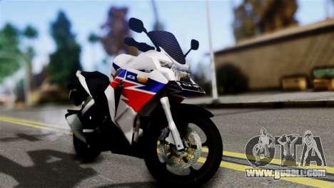 Honda CBR150FI for GTA San Andreas