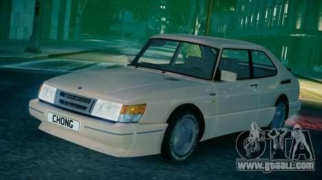 Saab 900 Coupe Turbo for GTA 4