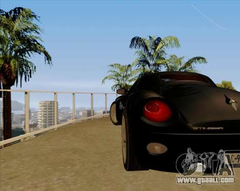 Stinger for GTA San Andreas right view