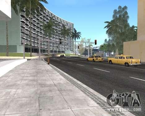 Texture Los Santos from GTA 5 for GTA San Andreas seventh screenshot