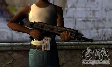 CZ805 из Battlefield 4 for GTA San Andreas third screenshot