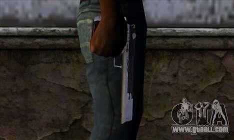 Grammaton Cleric Beretta v3 for GTA San Andreas third screenshot