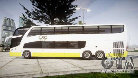 Marcopolo G7 OAD Reizen for GTA 4 left view