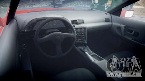 Nissan Skyline R32 GT-R for GTA 4 back view