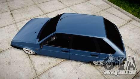 VAZ-Lada 2109 1500i for GTA 4 right view