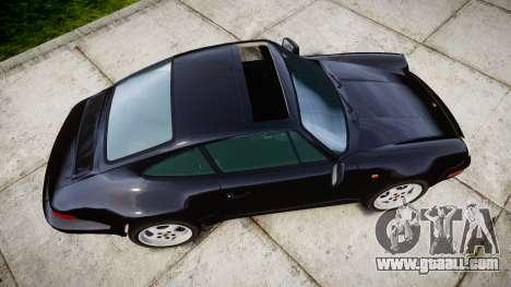 Porsche 911 (964) Coupe Razval for GTA 4 right view
