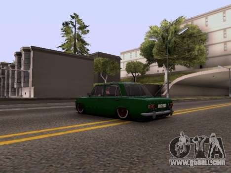 VAZ 2101 for GTA San Andreas back left view