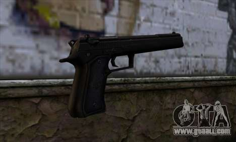 Grammaton Cleric Beretta v1 for GTA San Andreas second screenshot