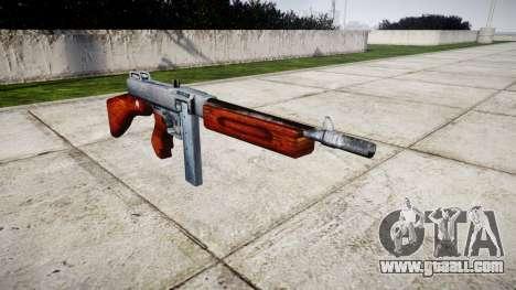 Submachine gun Thompson M1A1 box icon1 for GTA 4