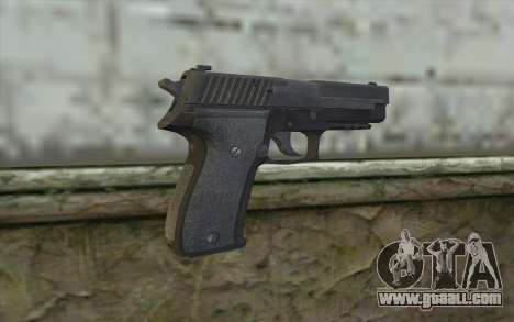 P226 from COD: Ghosts for GTA San Andreas second screenshot