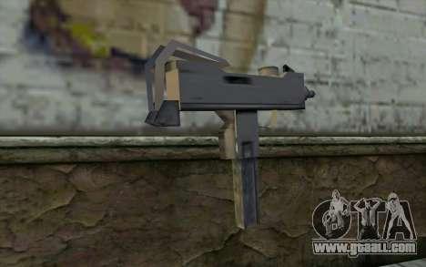 SMG from GTA Vice City for GTA San Andreas second screenshot