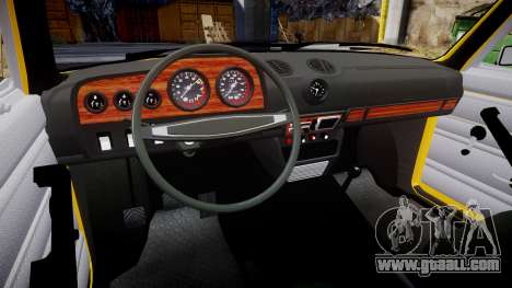 VAZ-2106 for GTA 4 inner view