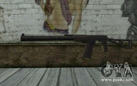 AU VAL (Battlefield 3) for GTA San Andreas