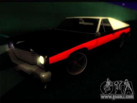 New Picador for GTA San Andreas