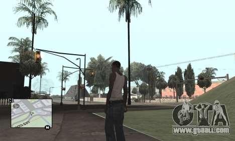Colormod by Tego Calderon for GTA San Andreas third screenshot