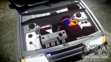 VAZ-2109 Nine for GTA 4 side view