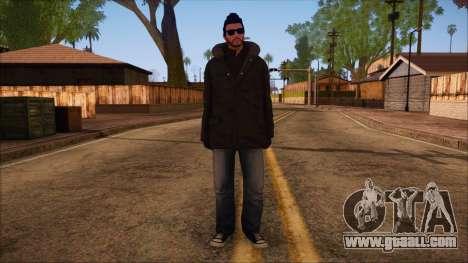 GTA 5 Online Skin 10 for GTA San Andreas