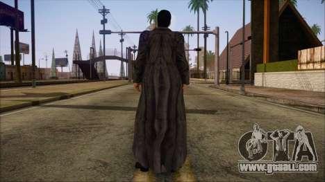 Neo Matrix Skin for GTA San Andreas second screenshot