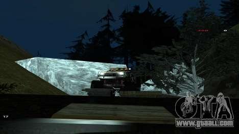 Трасса Offroad v1.1 by Rappar313 for GTA San Andreas twelth screenshot