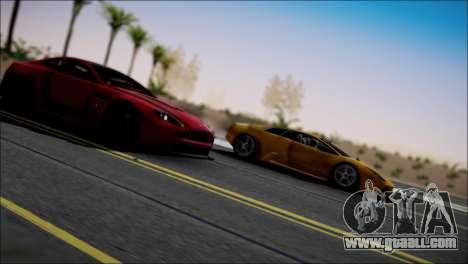 Grizzly Games ENB v1.0 for GTA San Andreas third screenshot