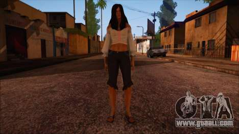 Zantana for GTA San Andreas