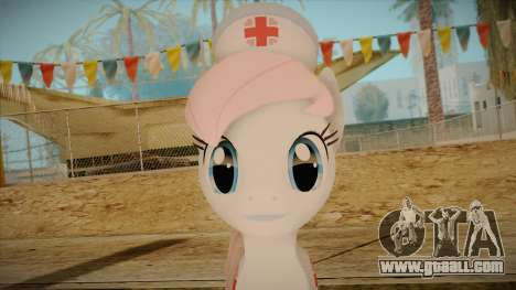 Nurseredheart from My Little Pony for GTA San Andreas third screenshot