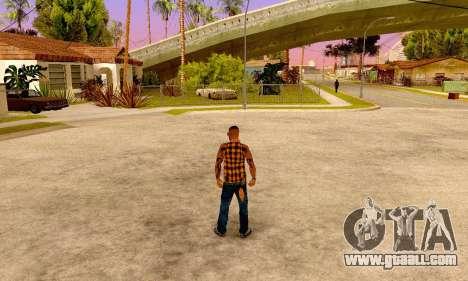 Los Santos Vagos for GTA San Andreas sixth screenshot